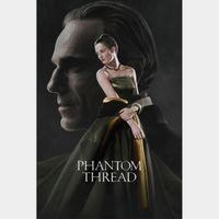 Phantom Thread FULL HD DIGITAL MOVIE CODE!!