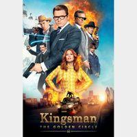 Kingsman: The Golden Circle  FULL HD DIGITAL MOVIE CODE!!
