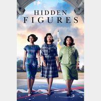 Hidden Figures  FULL HD DIGITAL MOVIE CODE!!