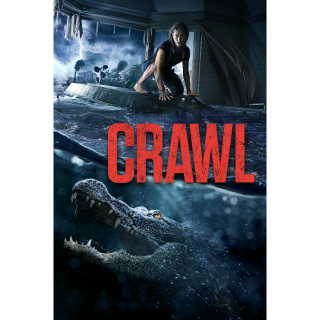 Crawl HD Digital Movie Code!