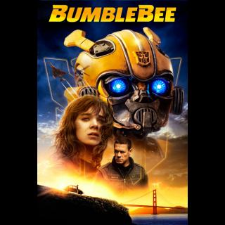 Bumblebee 4K UHD Digital Movie Code!