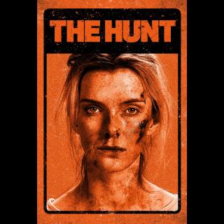 The Hunt  FULL HD DIGITAL MOVIE CODE!!