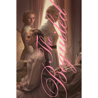 The Beguiled HD Digital Movie Code!