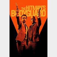 The Hitman's Bodyguard 4K UHD Digital Movie Code!!