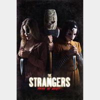 The Strangers: Prey at Night FULL HD DIGITAL MOVIE CODE!