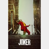 Joker  FULL HD DIGITAL MOVIE CODE!!