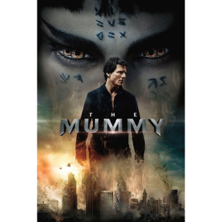 The Mummy 4K UHD Digital Movie Code!