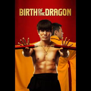 Birth of the Dragon HD Digital Movie Code!