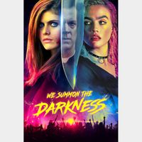 We Summon the Darkness HD Digital Movie Code!!