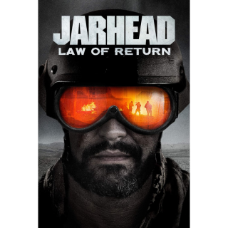 Jarhead: Law of Return HD Digital Movie Code!