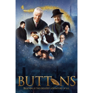 Buttons HD Digital Movie Code!