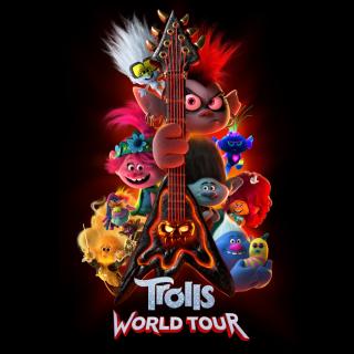Trolls World Tour 4K UHD Digital Movie Code!!