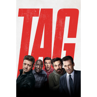 Tag HD Digital Movie Code!