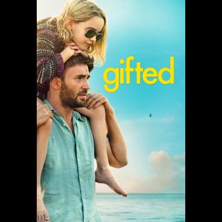 Gifted HD Digital Movie Code!