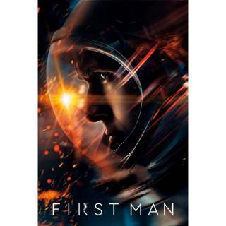 First Man HD Digital Movie Code!