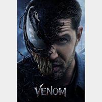 Venom 4K UHD Digital Movie Code!