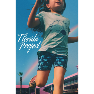 The Florida Project HD Digital Movie Code!