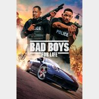 Bad Boys for Life HD Digital Movie Code!!
