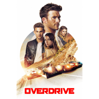 Overdrive HD Digital Movie Code!