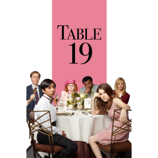 Table 19 HD Digital Movie Code!