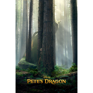 Disney Pete's Dragon HD Digital Movie Code!