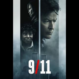 9/11 HD Digital Movie Code!!