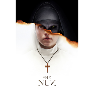 The Nun HD Digital Movie Code!