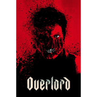 Overlord 4K UHD Digital Movie Code!!