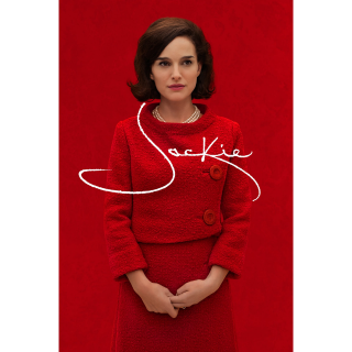 Jackie HD Digital Movie Code!