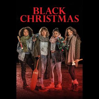 Black Christmas  FULL HD DIGITAL MOVIE CODE!!