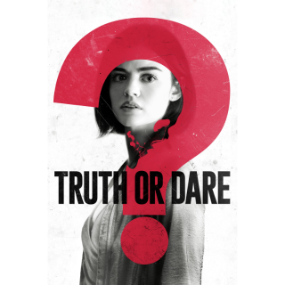 Truth or Dare HD DiIgital Movie Code