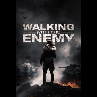 Walking with the Enemy FULL HD DIGITAL MOVIE CODE!