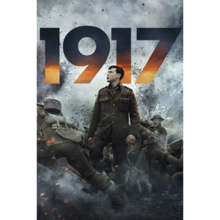 1917 HD Digital Movie Code! ACTUAL CODE NOT INSTAWATCH!