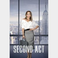 Second Act  ***ITUNES ONLY***