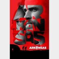 Arkansas  FULL HD DIGITAL MOVIE CODE!!