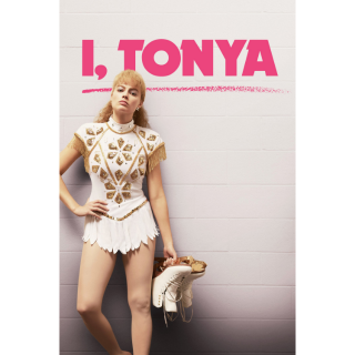 I, Tonya  HD Digital Movie Code!