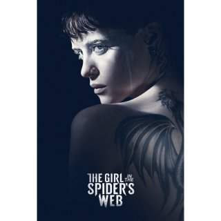 The Girl in the Spider's Web HD Digital Movie Code!