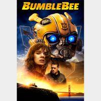 Bumblebee  FULL HD DIGITAL MOVIE CODE!!