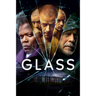 Glass 4K UHD Digital Movie Code!