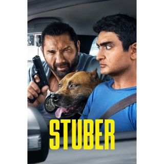 Stuber HD Digital Movie Code!