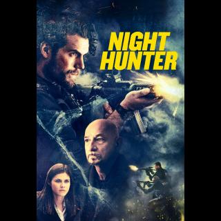 Night Hunter HD Digital Movie Code!