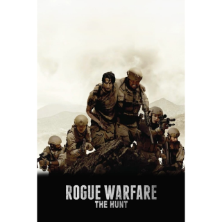 Rogue Warfare: The Hunt  FULL HD DIGITAL MOVIE CODE!!