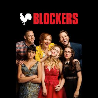 Blockers HD Digital Movie Code!