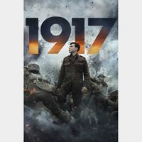 1917  FULL HD DIGITAL MOVIE CODE!!