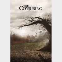 The Conjuring HD Digital Movie Code!!