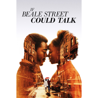 If Beale Street Could Talk HD Digital Movie Code!
