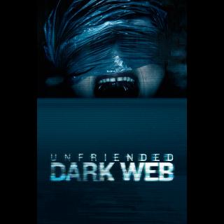 Unfriended: Dark Web HD Digital Movie Code!