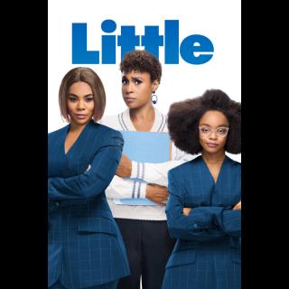 Little HD Digital Movie Code!