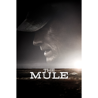 The Mule 4K UHD Digital Movie Code!