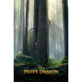 Pete's Dragon HD Digital Movie Code!